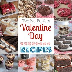 Twelve Perfect Valentine Day Recipes  |  Picky Palate