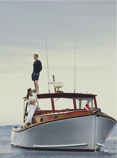 dream boat: hilary rhoda by boo george for #vogue australia january 2014