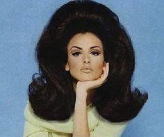 Priscilla Presley. Gorgeous Big Hair. Flip.