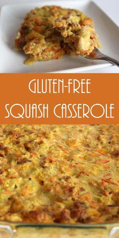 Gluten-free Squash C