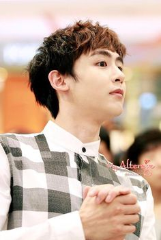 Image via We Heart It #2PM #HOTTEST #kpop #nichkhun #khunnie