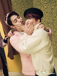 daehyun & youngjae  |  BAP