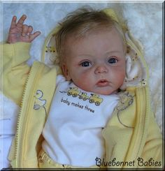 beautiful sculpt from bluebonnet babies not sure which one.