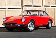 1968 Ferrari 365 GTC - specifications, photo, price, information, rating