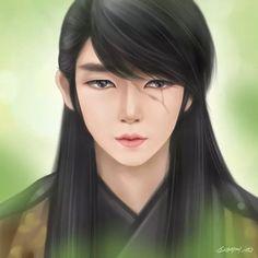 Lee Joon, Joon Gi, Moon Lovers Drama, Lee Jong Ki, Scarlet Heart Ryeo Wallpaper, Kdrama, Anime Korea, Lovers Pics, Wang So