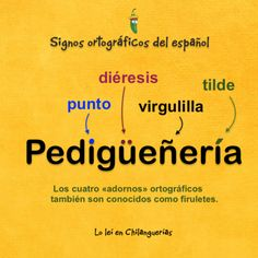 Los firuletes en la escritura castellana