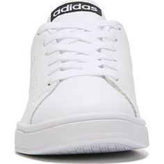 reputable site 08d63 21daa adidas Womens Neo Advantage Clean Sneaker at Famous Footwear Casual  Sneakers, Sneakers Fashion, Adidas