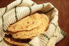 Herbivore Culture: Whats for Snacking: Warm Tortillas & Nut Butter