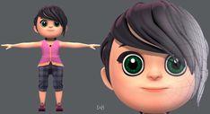 Base GirlV05 Clothing V01 | 3D model Impression 3d, 3d Character, 3d Animation, 3d Printing, Base, Clothing, Model, Prints, Net Shopping
