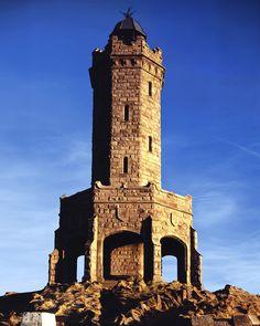 Darwin Tower, Manchester shot on Fuji Velvia 5x4 film. #photography