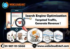 Webcloud24x7 provide services of seo which include the steps will make your site more visible to clients.  BASIC STEPS FOR DOING SEO OF YOUR SITE ?  Complete site analysis  – Business specific Keyword Research  – Website Pages Optimization  – Competitor Research for a comparative study  – Website Redesigning is done to strengthen the process  – Search Engine Submission stimulates search engine crawling in favor  – Inbound and Outbound Link Building  – Directory Submission on Article s
