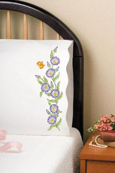 Pillowcases - Embroidery Patterns & Kits (Page 2)
