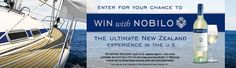 Nobilo Ultimate New Zealand Experience Sweepstakes