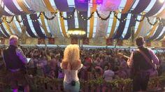 Manyana - live in Oberstimm auf dem Barthelmarkt 2014!