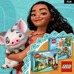 LEGO QUIZ – Quanto conosci Oceania?