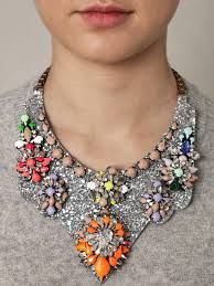 statement necklaces - Google Search