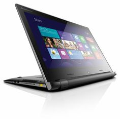 Lenovo IdeaPad Flex 15 15.6-Inch Convertible 2 in 1 Touchscreen Ultrabook (59401418) Black