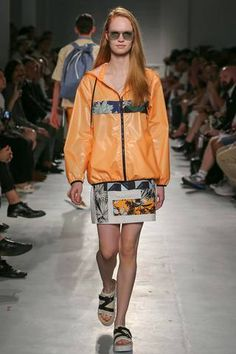 MSGM Spring 2015 Menswear Collection Slideshow on Style.com