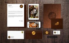 PopChicken Gourmet Express  // Identity by IndustriaHED™ Branding Co., via…