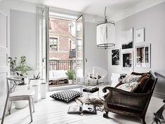 Фотоподборка: гостиные в скандинавском стиле — INMYROOM