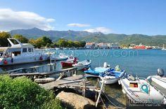 Old Harbour Limenas Thassos