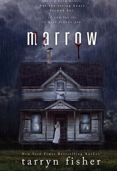 Marrow - In the Bone there is a house. In the house there is a girl. In the girl there is a darkness. Margo is not like other girls. She lives in a derelict neighborhood called the Bone, in a cursed house, with her cursed mother, who hasn't spoken to her in over two years. She lives her days feeling invisible. It's not until she develops a friendship with her wheelchair-bound neighbor, Judah Grant, that things begin to change