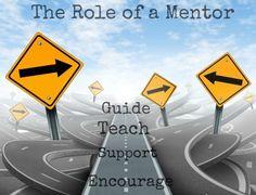Good leaders need good mentors