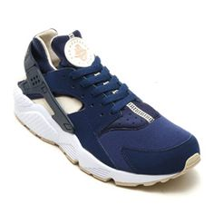 huge selection of aef1b c3be7 NIKE AIR HUARACHE MIDNIGHT NAVY RATTAN OBSIDIAN WHITE Nike Air Huarache,  Best