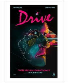 Drive als Poster von CMA