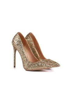 High quality Sparkly Gold Sequin Wedding Shoes High Heels For 2018 Brides for cheap online. Complete your bridal look with the perfect wedding shoes at GemGrace. Valentino Wedding Shoes, Sparkly Wedding Shoes, Wedding Boots, Sequin Wedding, Green Wedding, Fancy Shoes, Me Too Shoes, Pretty Shoes, Prom Heels