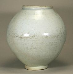 From Our Collection|The Museum of Oriental Ceramics,Osaka Ceramic Pots, Ceramic Tableware, Korean Art, Asian Art, Jar Of Notes, Korean Pottery, Moon Jar, Art Asiatique, Antique Pottery