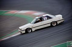 R31 Nissan Skyline Passage GT. Drift UAE. Dubai Autodrome | Crank and Piston Car Culture Lifestyle Community