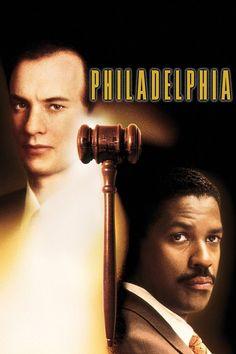 Philadelphia - (1993) di Jonathan Demme -  Philadelphia anni 90: Andrew, un giovane e brillantissimo avvocato gay, viene licenziato dal prestigioso studio legale in cui lavorava, per inadempienza professionale, in realtà perché malato di Aids. Dopo molte difficoltà, l'avvocato trova un collega di colore, Joe, disposto s difendere i suoi diritti in tribunale. Non è un film sull'Aids e su chi ne …