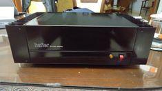 My vintage power amplifier Hafler DH-200