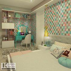 Dormitorios para jóvenes y adolescentes