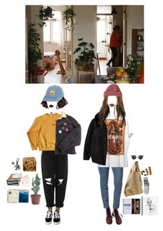 """I'm a little bit lost without you"" by electrasighs ❤ liked on Polyvore featuring Pantherella, Boutique, Missguided, Vans, Levi's, Dr. Martens, Alexander Wang, Acne Studios, Illesteva and CA4LA"