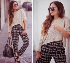 Savous Pants, Shoedazzle Shoes, 2020ave Sweater, Instagram http://lookbook.nu/look/5648826-Savous-Pants-Shoedazzle-Shoes-2020ave-Sweater