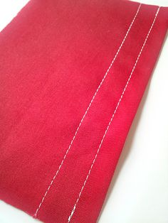 How to make your topstitch look like a professional