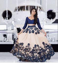 Black Party Wear Lehenga Choli Textile Mall Textile Now at TextileMall. Indian Lehenga, Lehenga Choli, Anarkali, Indian Party Wear, Indian Wear, Lehenga Modern, Lehenga Crop Top, Party Wear Lehenga, Lehenga Designs