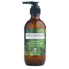 Hallelujah Lime & Patchouli Cleanser by Antipodes