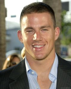 Channing Tatum...that face!