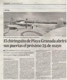 Aquí os dejamos la noticia que aparecía ayer en Granada Hoy sobre la próxima apertura de Oleaje el próximo 25 de Mayo.