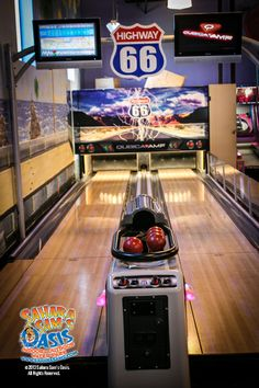 295e8ddf2 Get your kicks on the Highway 66 Bowling Game! #SaharaSams Games To Buy,