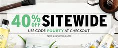 The Body Shop Canada Sale: Save 40% off Sitewide  FREE Shipping on ALL $50 Orders! http://www.lavahotdeals.com/ca/cheap/body-shop-canada-sale-save-40-sitewide-free/179807?utm_source=pinterest&utm_medium=rss&utm_campaign=at_lavahotdeals