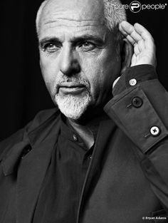 Peter Gabriel - extremely talented musician and truly a man of the world, not just active on the surface but in deep, meaningful and paradigm-changing ways