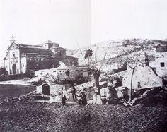 GRÀCIA empezó a formarse en el siglo XVII a la sombra del convento de Carmelitas de Santa Maria de Gràcia o de JOSEPETS, que dió el nombre d...