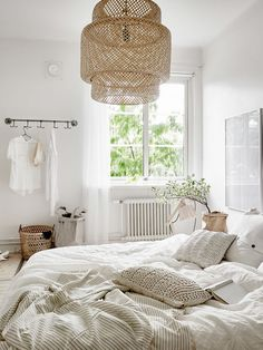 Bohemian Bedroom :: Beach Boho Chic :: Home Decor + Design :: Free Your Wild :: . Bohemian Bedroom :: Beach Boho Chic :: Home Decor + Design :: Free Your Wild :: See more Untamed Bedroom Style Inspiration Sinnerlig Ikea, Home Interior, Interior Design, Modern Interior, Boho Chic Interior, Stylish Interior, Natural Interior, Interior Stylist, Bohemian Bedrooms