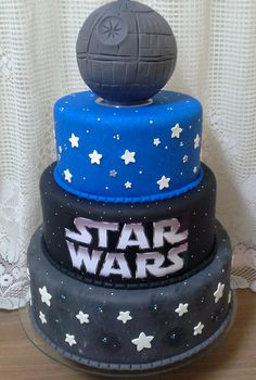 festa star wars bolo - Pesquisa Google