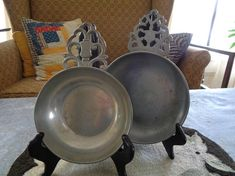 Your place to buy and sell all things handmade Pewter Color, Simple Reminders, Small One, Antique Pewter, Primitive Decor, Horse Head, Display Shelves, Farmhouse Decor, Antiques