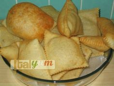 Easy, authentic Fried dough parcels (Gnocco fritto) recipe